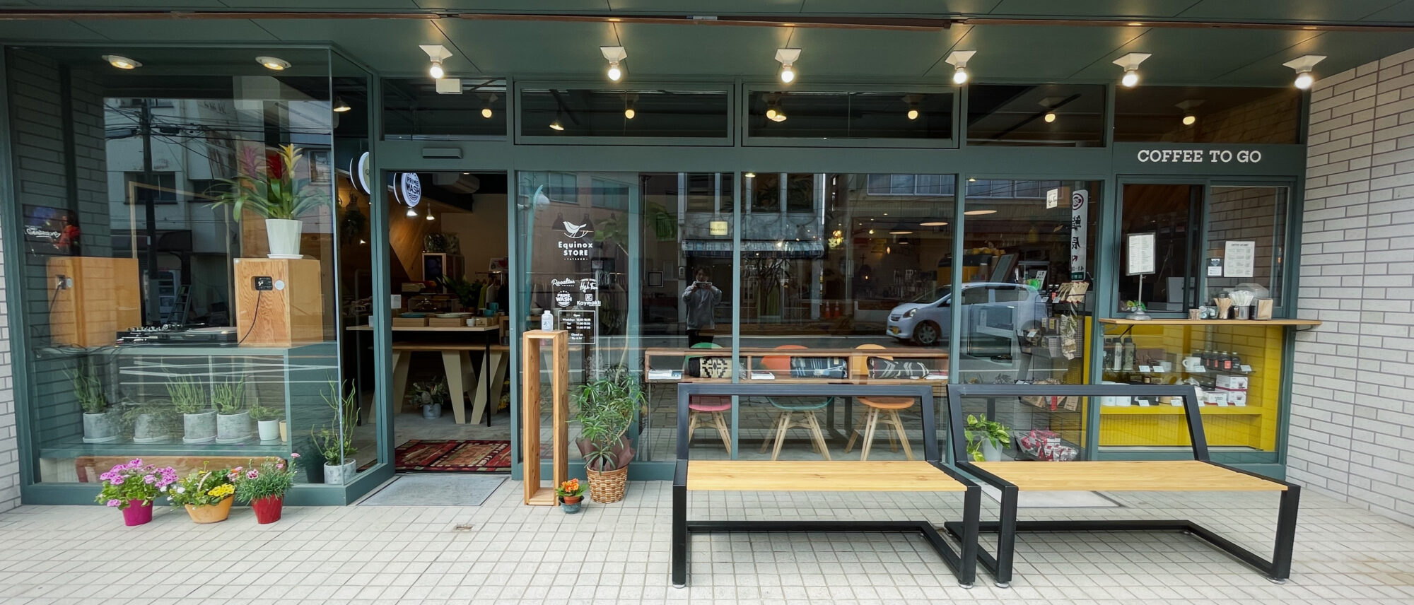 High-Five COFFEE STAND辰野店OPEN(2020.3.20~)